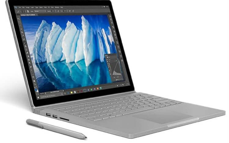 Microsoft SurfaceBook 2 is not a 2-in-1 and comes in April