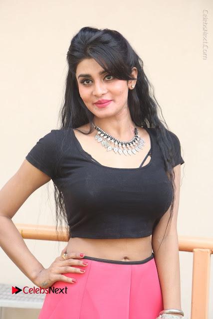 Telugu Actress Harini Stills at Dhyavudaa Movie Teaser Launch  0106.JPG