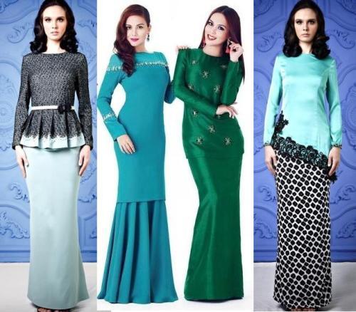 Baju Kurung Melayu Brokat   newhairstylesformen2014.com