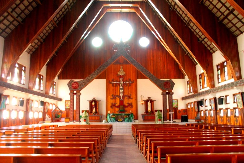 Fotografi Gereja Katolik Indonesia: Gereja Katolik St