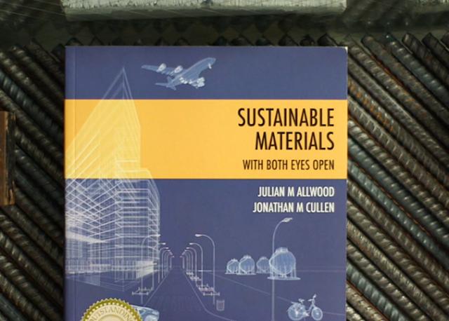 المواد المستدامة بعينين مفتوحتين