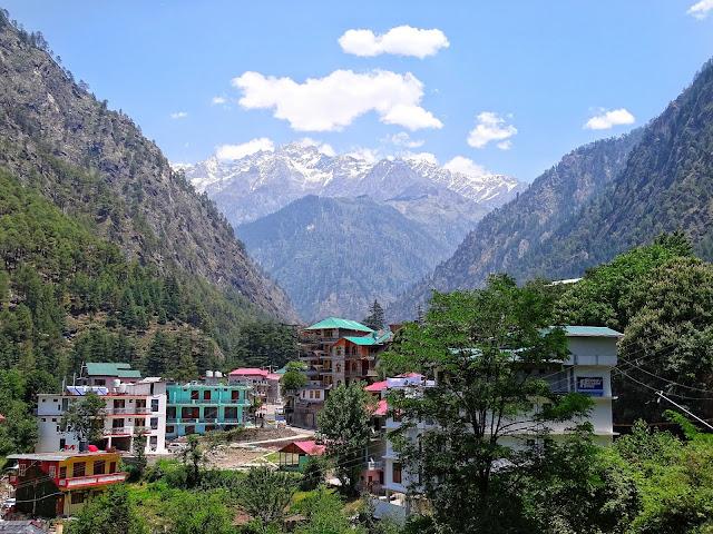 Kasol Town in Himachal Pradesh