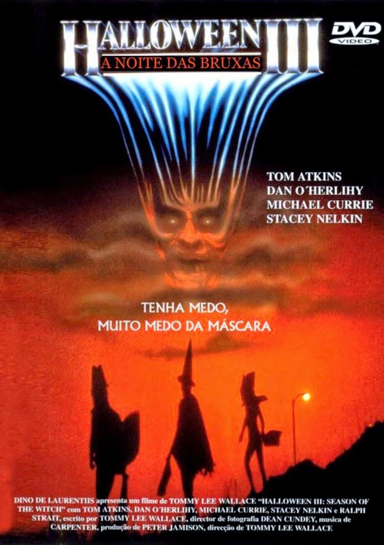 Halloween 3: A Noite das Bruxas – Dublado (1982)