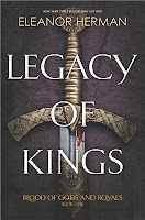 Legacy of Kings by Eleanor Herman: