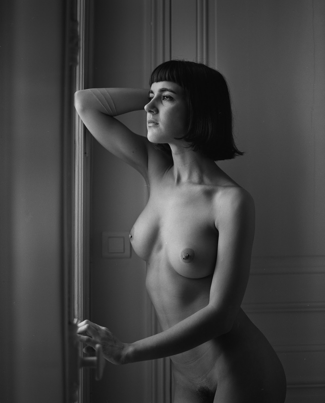Nude photography random exposure