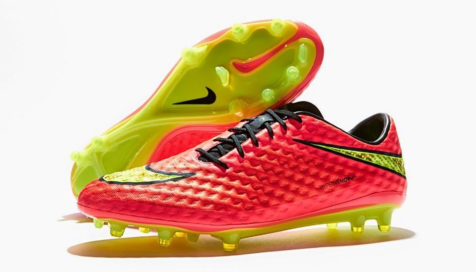 Nuevos botines Nike Hypervenom World Cup! | Botinlandia