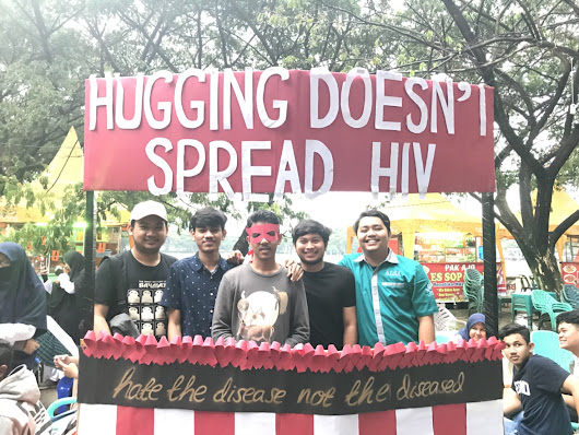 AMSA-Unsyiah: CAPSID (Campaign About AIDS Prevention and Study of HIV Without Discrimination) 2017