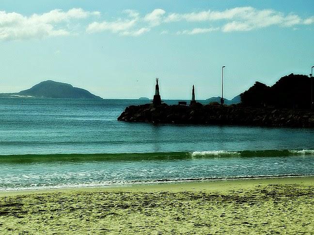 Praia da Barra da Lagoa, Florianópolis