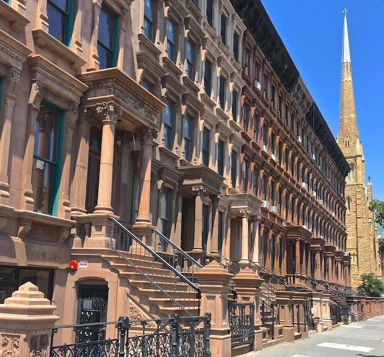 Rents In Manhattan: H A R L E M + B E S P O K E: READ: MORE AFFORDABLE RENT IN