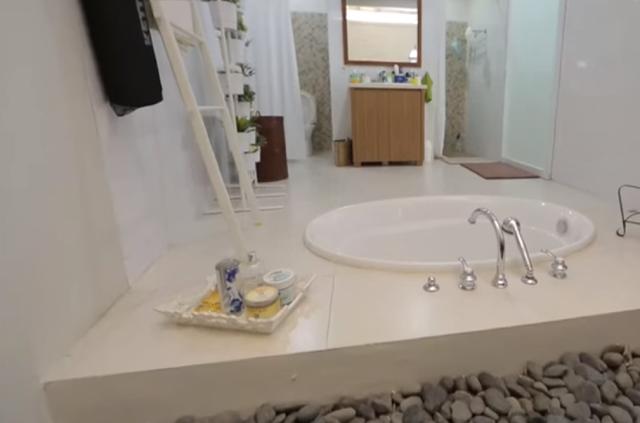 Rumah Unik yang Sederhana