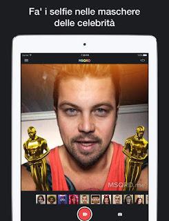 MSQRD — Filtri in tempo reale e scambio dei volti per video selfie 1.0.6
