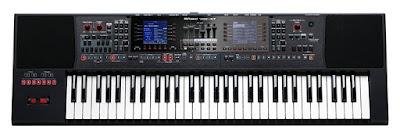 Đàn organ Roland E-A7