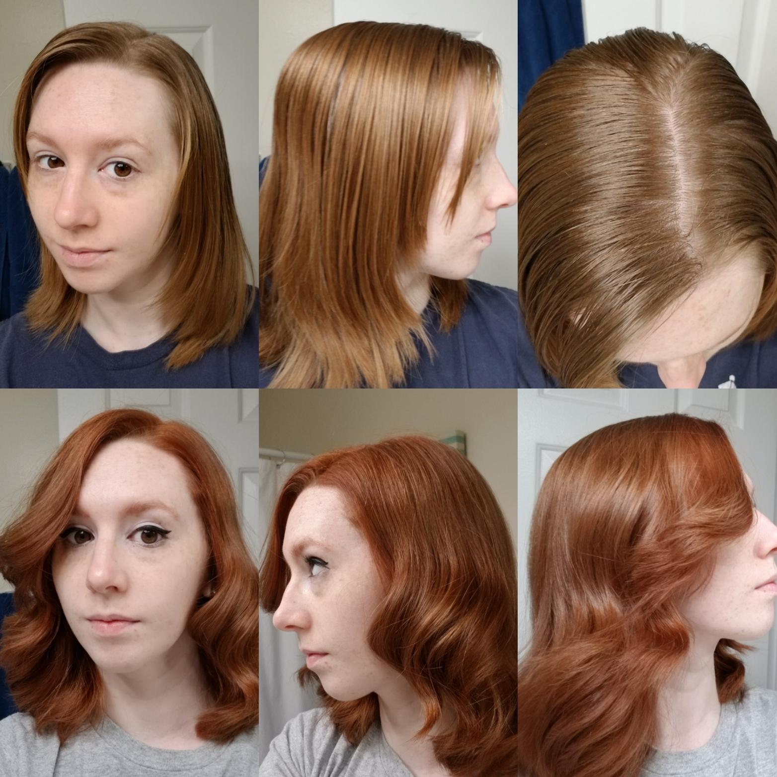 Rahne Reviews Clairol Nice N Easy Hair Colour
