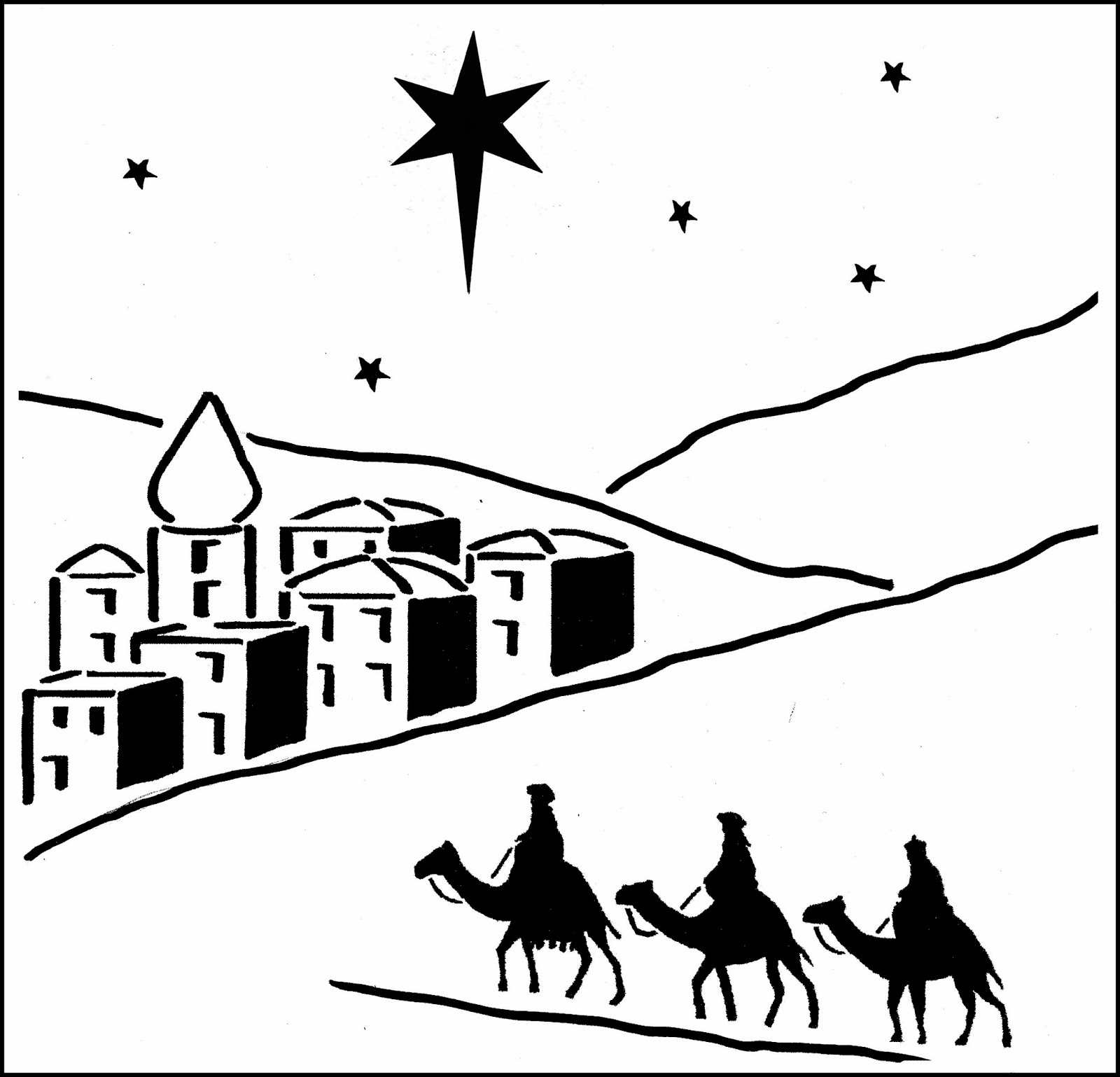 Tech Design Studio Christmas Cards Day 2 Shepards