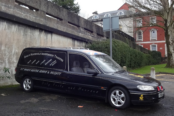 Only Fools and Hearses in Stockport