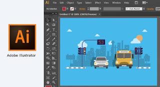 Jenis Aplikasi Untuk Desain Grafis dan Fungsinya Lengkap
