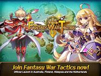 Fantasy War Tactics Mod Apk v0.539 Full version