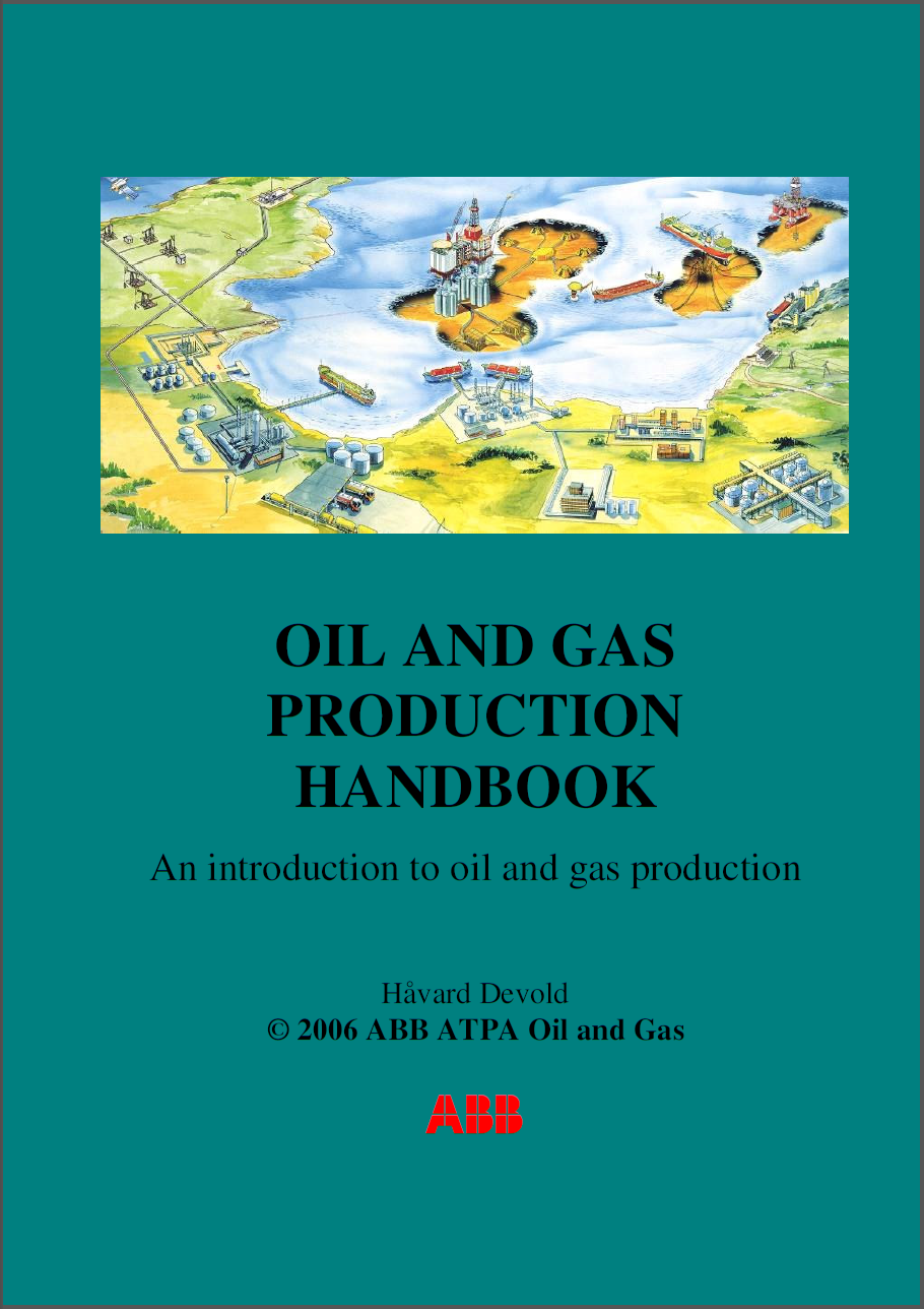 OIL AND GAS PRODUCTION HANDBOOK ~ Oil-Rig Documents