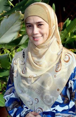 Abby Fana Bukan 'Dibuang' TV3 Kerana Bertudung
