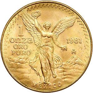 Equivalencia De Una Onza Oro