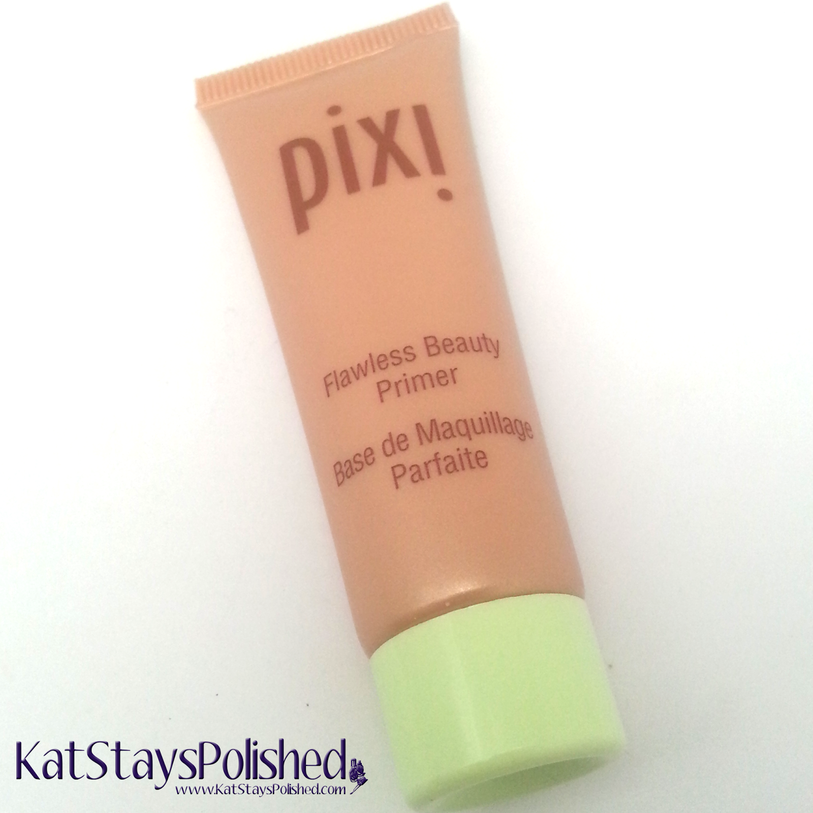Ipsy Glam Bag: March 2014 - Pixi Flawless Beauty Primer | Kat Stays Polished