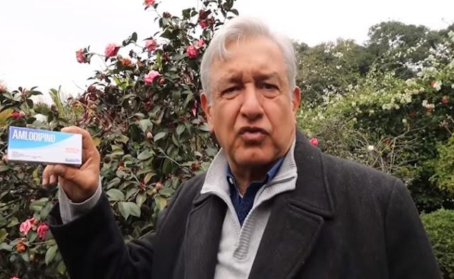 Medicamentos, lópez Obrador
