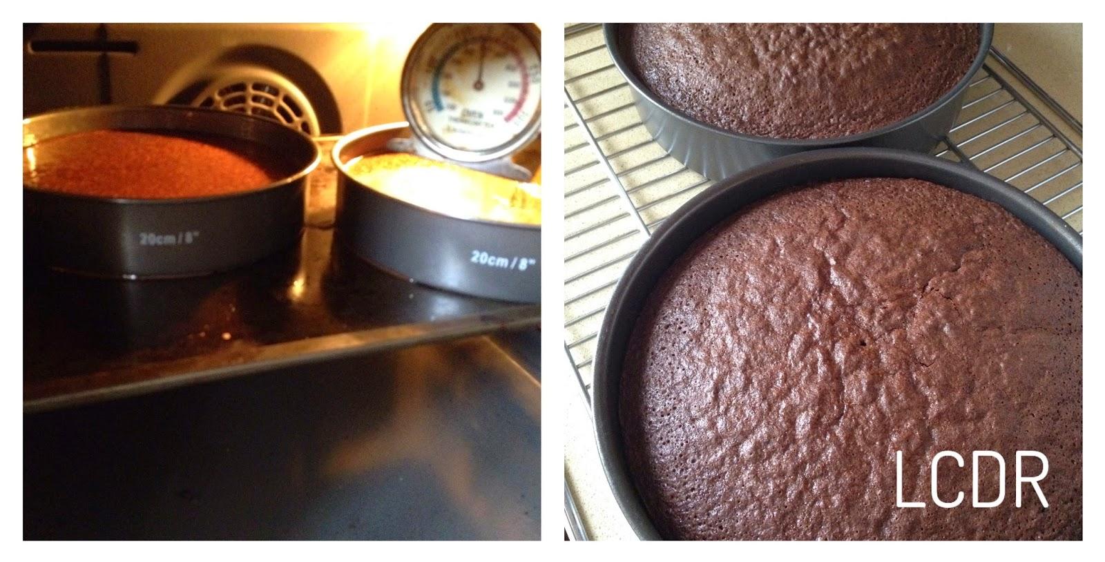 Receta de tarta de chocolate y mayonesa
