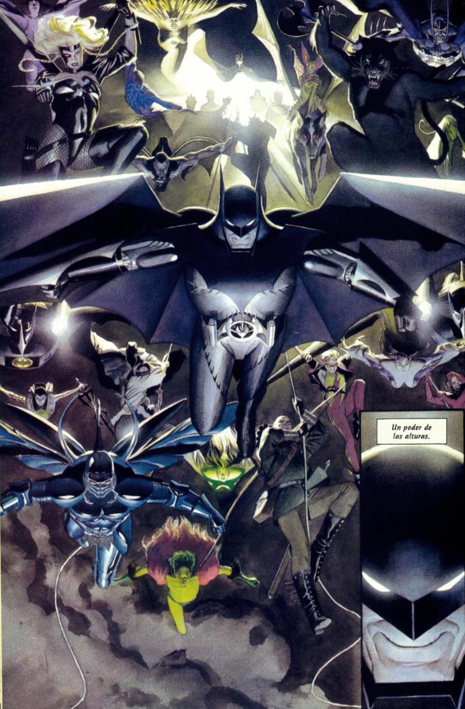 BATMAN KINGDOM COME