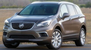 2017 Buick Envision Redesign