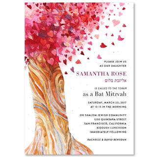 http://www.foreverfiances.com/Tree-Bat-Mitzvah-Invitations-p/secret_tree_mitzvah_pl.htm