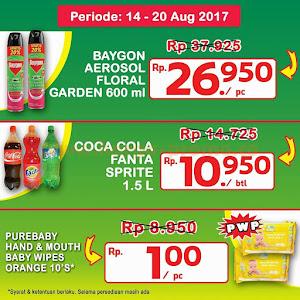 Katalog Promo Market City Supermarket 14 - 20 Agustus 2017