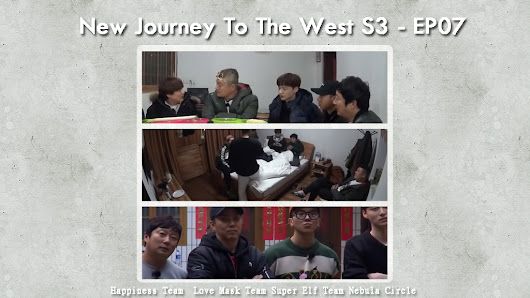 New Journey To The West S3 - EP07