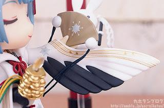 Galería de imágenes del Nendoroid Snow Miku: Crane Priestess ver. - Good Smile Company