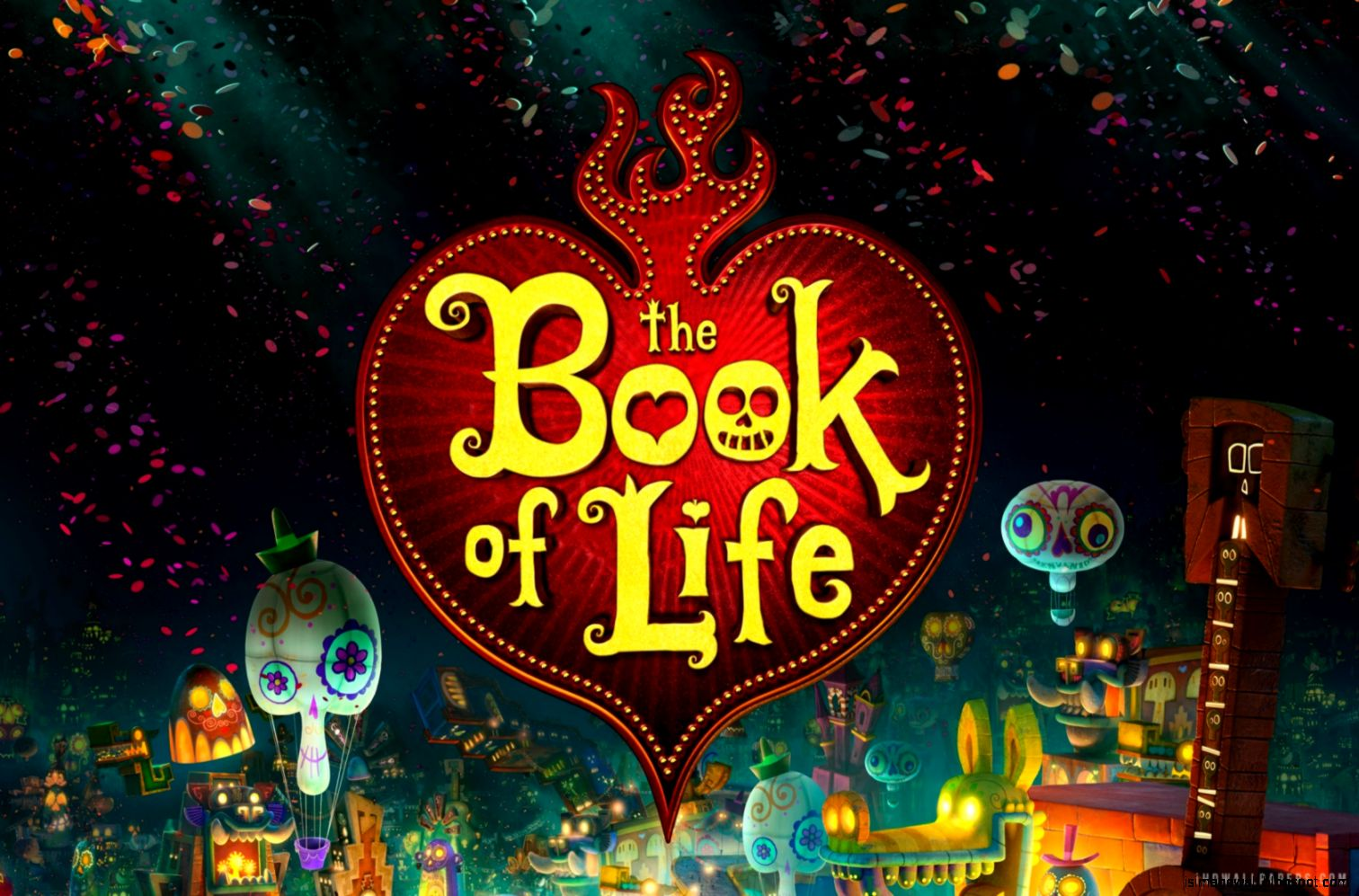 The Book Of Life Wallpaper Image Wallpapers