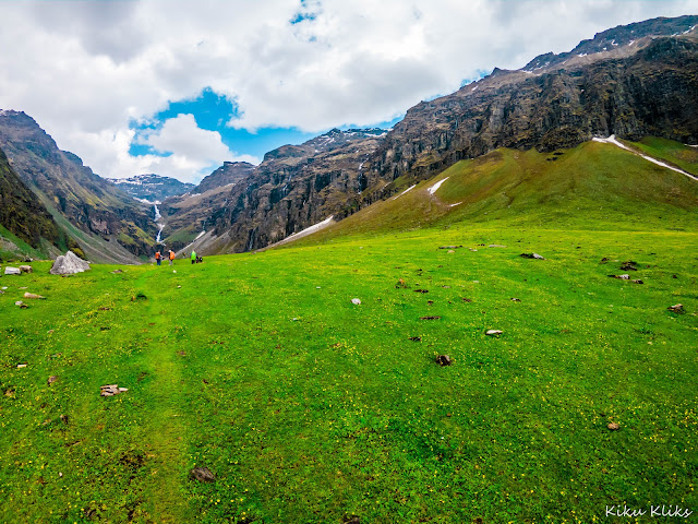 Meadows of Rupin Pass