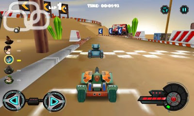 Racing Tank 2 Mod Apk v1.2.2 Full version