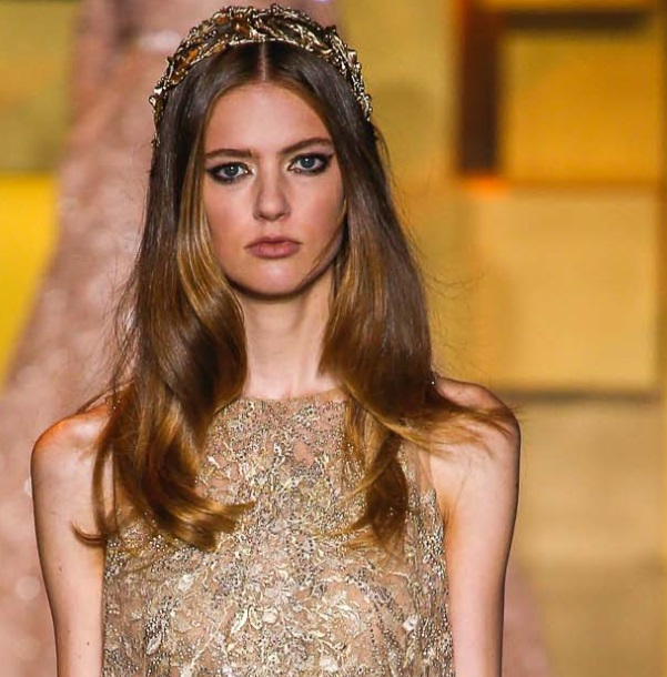 5 Haute Hair Accessory Trends From Couture Fashion Week The Daily Luxe