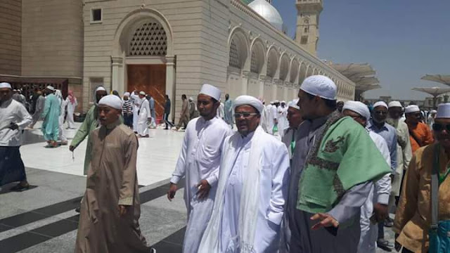 Tak Ingin Ada Kegaduhan dan Konflik Sosial, Habib Rizieq Ingin Fokus Ramadhan