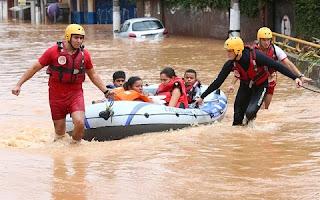 Deslizamentos e enchentes causados pelo temporal de quinta e sexta-feira deixaram vítimas em Mairiporã, Itapevi, Francisco Morato, Cajamar, Guarulhos, Franco da Rocha e Itatiba.