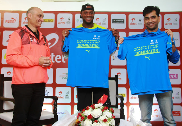 Airtel Delhi Half Marathon 2016: Unveiling of Finisher's Tee