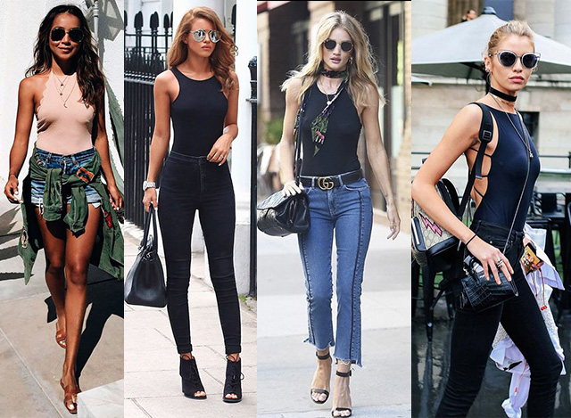 body feminino para montar os looks mais incríveis