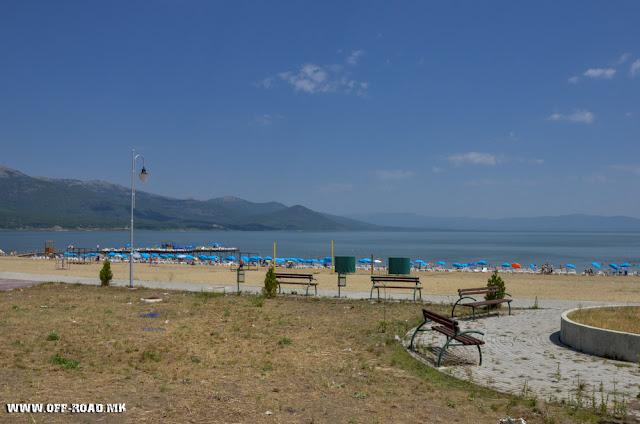 Stenje Beach - Prespa Lake, Macedonia