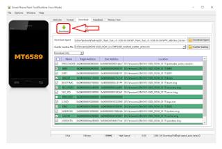 Cara Mudah Hp flash Lenovo S920 bootloop via Flashtool