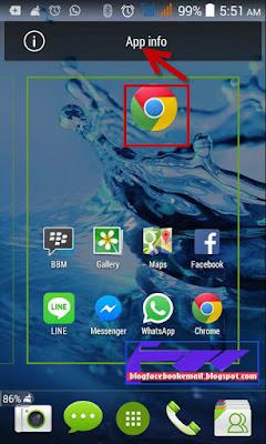 cara membersihkan histori browser chrome android