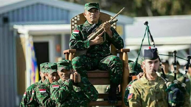 Sudah 8 Tahun, Tak Ada Satupun Tentara Dunia Yang Bisa Mengalahkan Tentara Indonesia ini