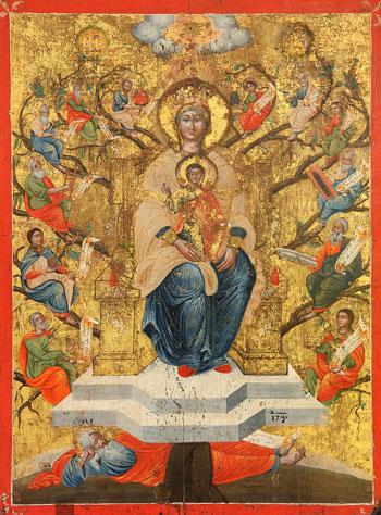 Αποτέλεσμα εικόνας για Ἡ γενεαλογία τοῦ Χριστοῦ