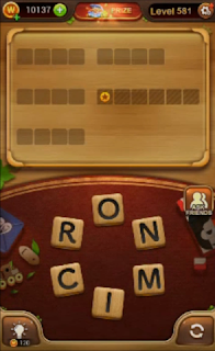 Word Connect Level 581 to 600 Answers