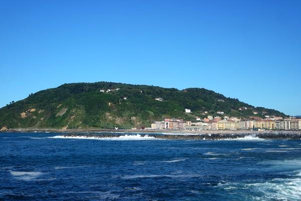 espagne pays basque san sebastian plage zurriola