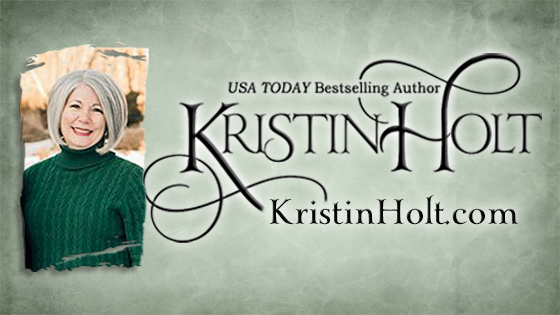 Kristin Holt, USA Today Bestselling Author
