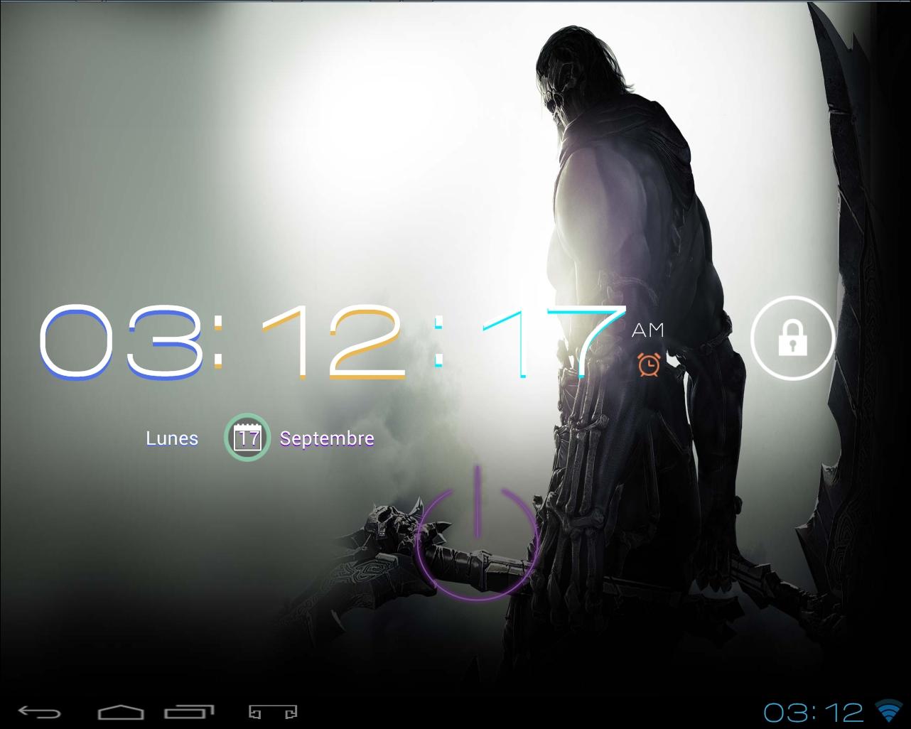 rainmeter screenshots info games and gadgets: JELLY IDEA